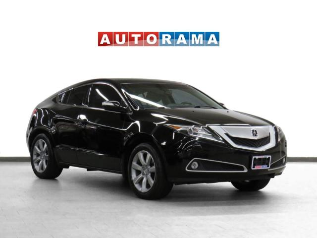 2010 Acura ZDX 4WD Tech Pkg Navigation Leather Pan-Sunroof BCam