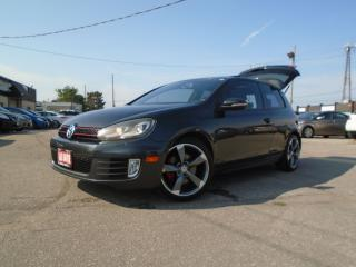 Used 2010 Volkswagen Golf 2L AUTO GAS SAVER NO ACCIDENT SAFETY LOADED for sale in Oakville, ON