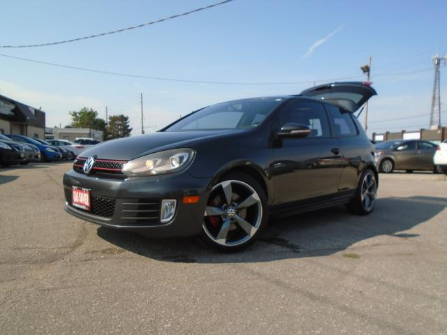 2010 Volkswagen Golf 2L AUTO GAS SAVER NO ACCIDENT SAFETY LOADED
