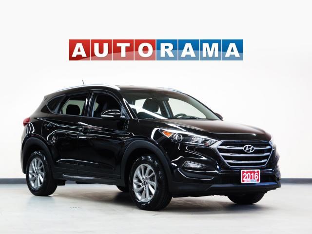 2016 Hyundai Tucson 4WD Navigation Leather Sunroof Backup Cam