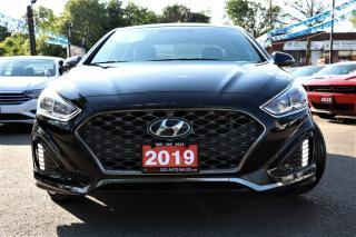 Used 2019 Hyundai Sonata Essential ACCIDENT FREE for sale in Brampton, ON