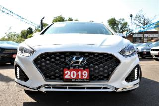 Used 2019 Hyundai Sonata Essential ACCIDENTAL FREE for sale in Brampton, ON
