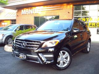 Used 2013 Mercedes-Benz M-Class ML 350 for sale in Concord, ON