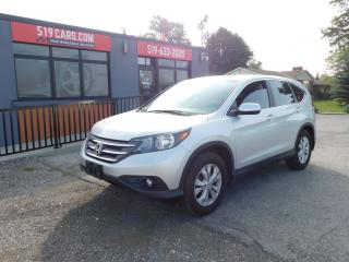 Used 2014 Honda CR-V EX for sale in St. Thomas, ON