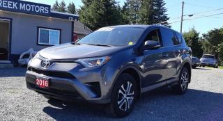 Used 2016 Toyota RAV4 LE for sale in Black Creek, BC