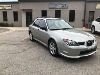 Used 2006 Subaru Impreza IMPREZA Wgn 2.5i Auto,CERTIFIED .. for sale in Burlington, ON