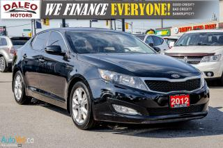 Used 2012 Kia Optima EX | LEATHER | BACKUP CAM | HEATED SEATS | for sale in Hamilton, ON