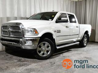 Used 2017 RAM 3500 Laramie 4x4 Crew Cab 149.5 in. WB for sale in Red Deer, AB