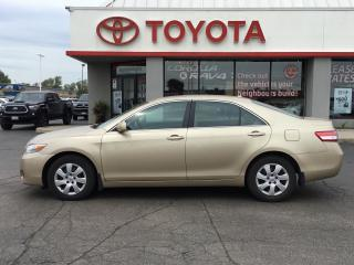 Used 2010 Toyota Camry LE for sale in Cambridge, ON