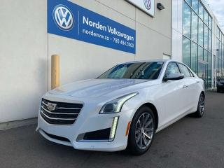 Used 2016 Cadillac CTS Sedan LUXURY COLLECTION 3.6L! AWD for sale in Edmonton, AB