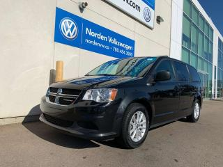 Used 2015 Dodge Grand Caravan SXT W/ PWR PKG for sale in Edmonton, AB