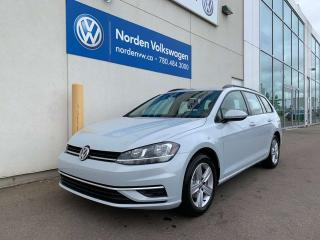 Used 2019 Volkswagen Golf Sportwagen Comfortline for sale in Edmonton, AB