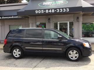 Used 2011 Dodge Grand Caravan Crew for sale in Mississauga, ON
