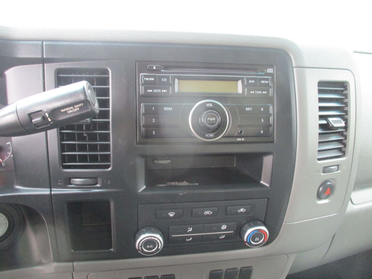 2015 Nissan NV 2500