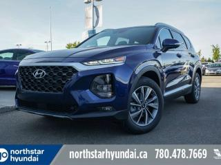 Used 2020 Hyundai Santa Fe PREF TURBO W/ SUN & LEATHER: BLUELINK/FULL SAFETY PKG for sale in Edmonton, AB