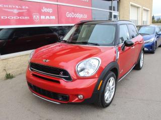 Used 2016 MINI Cooper Countryman S AWD for sale in Edmonton, AB