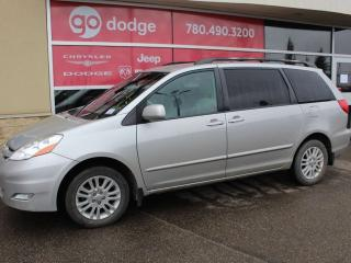 Used 2008 Toyota Sienna LE All-Wheel-Drive / DVD for sale in Edmonton, AB