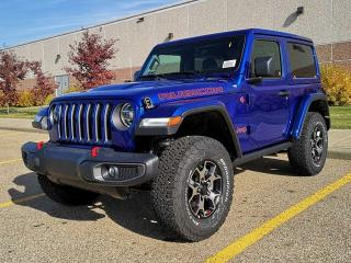 New 2020 Jeep Wrangler Rubicon / GPS Navigation / Back Up Camera for sale in Edmonton, AB