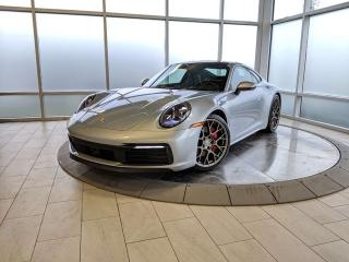 Used 2020 Porsche 911 Carrera 4S for sale in Edmonton, AB