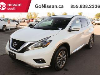 Used 2018 Nissan Murano SV 4dr AWD NAVIGATION BACK UP CAMERA BLUETOOTH for sale in Edmonton, AB