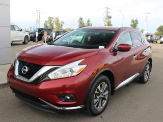 Used 2017 Nissan Murano SV AWD BACK UP CAMERA NAVIGATION HEATED SEATS for sale in Edmonton, AB