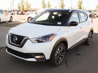 Used 2019 Nissan Kicks SR 4DR FWD BACKUP CAMERA PUSH START for sale in Edmonton, AB