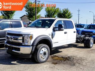Used 2019 Ford F-550 Super Duty DRW XLT for sale in Edmonton, AB