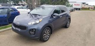 Used 2017 Kia Sportage EX; BLUETOOTH, BACKUP CAM, HEATED SEATS AND MORE for sale in Edmonton, AB