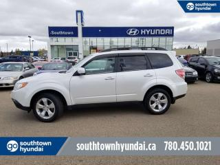 Used 2011 Subaru Forester X LIMITED/AWD/NAV/BLUETOOTH for sale in Edmonton, AB