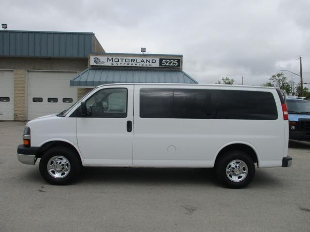 2012 Chevrolet Express LT