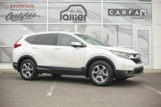 Used 2017 Honda CR-V EX AWD ***GARANTIE 10 ANS/200 000 KM*** for sale in Québec, QC
