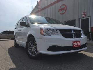 Used 2016 Dodge Grand Caravan SXT for sale in Tillsonburg, ON