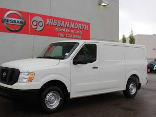 Used 2019 Nissan NV 2500 Cargo S 1500/BACKUP CAM/BLUETOOTH/CRUISE for sale in Edmonton, AB