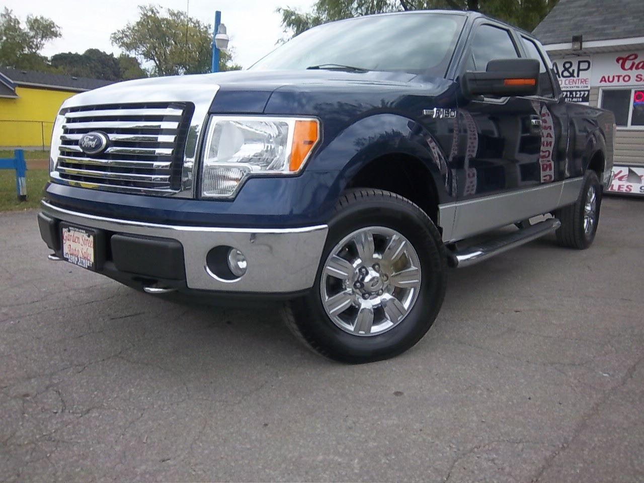 Used Tires Oshawa >> Used 2010 Ford F 150 Xlt For Sale In Oshawa Ontario