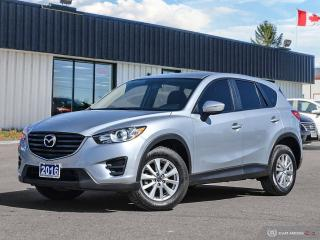 Used 2016 Mazda CX-5 GX,AWD,SPORT MODE,B.TOOTH,USB for sale in Barrie, ON