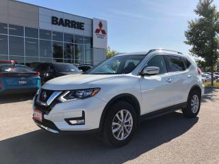 Used 2018 Nissan Rogue SV for sale in Barrie, ON