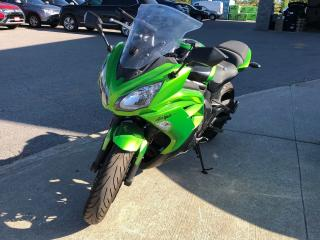 Used 2012 Kawasaki Ninja 650 for sale in Barrie, ON