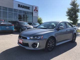 Used 2017 Mitsubishi Lancer SE LTD for sale in Barrie, ON