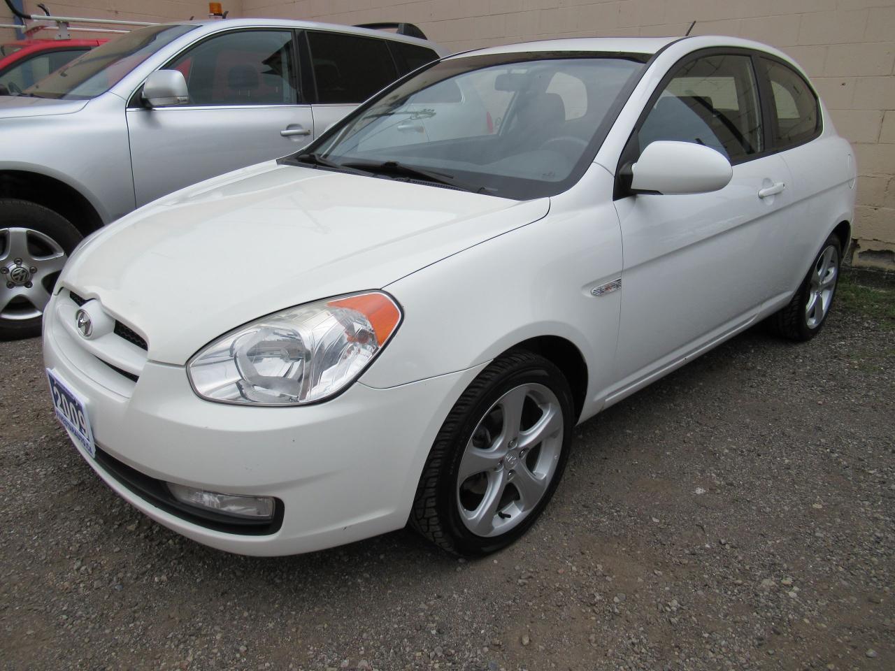 2009 Hyundai Accent GL Sport - Certified w/ 6 Month Warranty