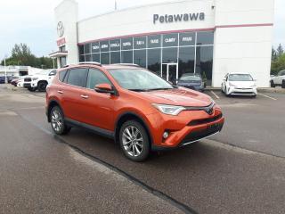 Used 2016 Toyota RAV4 LIMITED  for sale in Pembroke, ON
