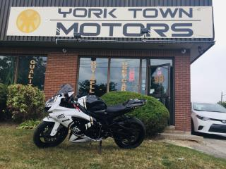 Used 2008 Suzuki GSXR750 for sale in North York, ON