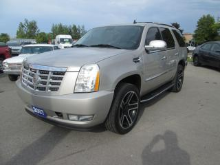 Used 2007 Cadillac Escalade for sale in Hamilton, ON