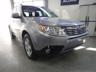 Used 2010 Subaru Forester ONE OWNER,ALL SERVICE RECORDS,MINT CONDITION for sale in North York, ON