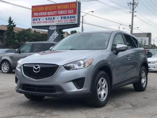 Used 2015 Mazda CX-5 GX for sale in Toronto, ON
