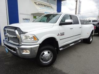 Used 2014 RAM 3500 Laramie 4x4, Dually, Diesel, AISIN, DPF Delete for sale in Langley, BC