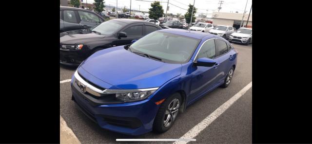 2016 Honda Civic LX Auto Fully Certified 61K!