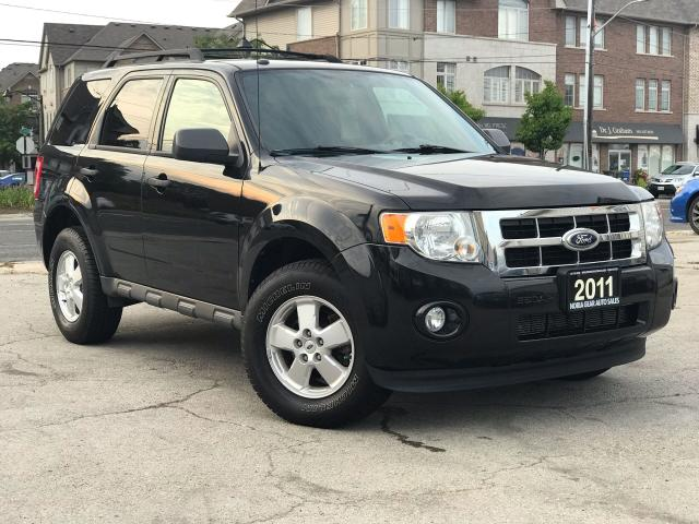 2011 Ford Escape XLT|Accident free|One Owner|Leather|Remote Start