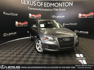 Used 2012 Audi Q5 2.0L Premium Plus for sale in Edmonton, AB