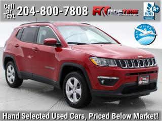 Used 2019 Jeep Compass NORTH for sale in Winnipeg, MB