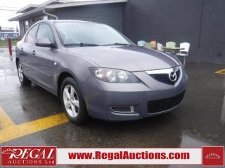 Used 2007 Mazda MAZDA3 4D Sedan for sale in Calgary, AB